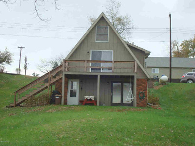 Reading MI Single Family Home For Sale: $159,899