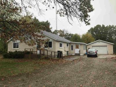 Clarklake Single Family Home For Sale: 2210 W Liberty Rd