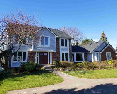 Washtenaw County Single Family Home Contingent - Financing: 4701 Vorhies Rd