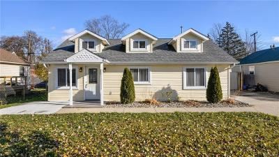 Whitmore Lake MI Single Family Home For Sale: $150,000
