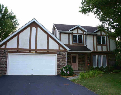 Washtenaw County Single Family Home For Sale: 4181 Sunset Ct