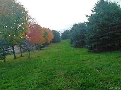 Saline MI Residential Lots & Land For Sale: $450,000