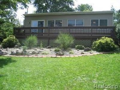 Single Family Home For Sale: 2127 Cat Lake Hills Rd