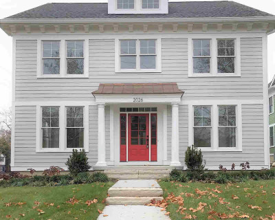 Washtenaw County Single Family Home Contingent - Financing: 2026 Geddes Ave