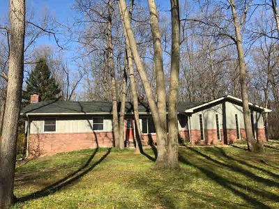 Washtenaw County Single Family Home Contingent - Financing: 1063 N Parker Rd