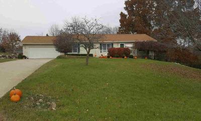 Hillsdale County Single Family Home For Sale: 1512 Osborne