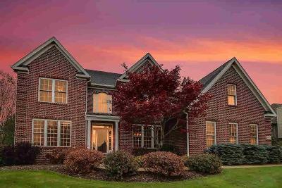 Washtenaw County Single Family Home For Sale: 1175 Overidge Vw