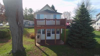 Pinckney MI Single Family Home For Sale: $369,900