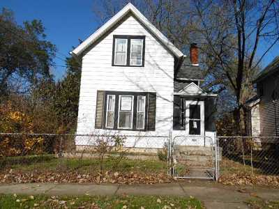 Jackson MI Single Family Home For Sale: $10,000