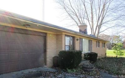 Jackson Single Family Home For Sale: 4859 Staten Dr