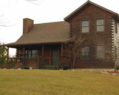 Grass Lake MI Single Family Home For Sale: $254,900