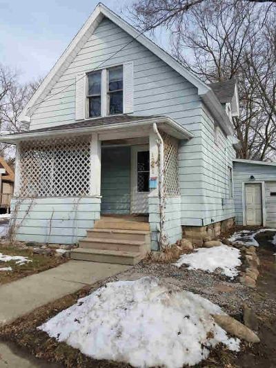 Jackson Single Family Home For Sale: 1221 Williams St