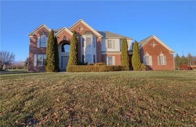 Plymouth Single Family Home For Sale: 11489 Fellows Creek Dr