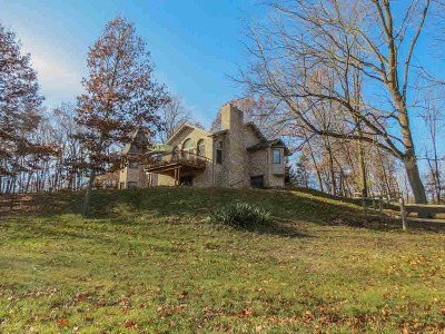 Washtenaw County Single Family Home Contingent - Financing: 6021 Textile Rd