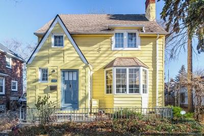 Single Family Home For Sale: 1438 Yorkshire
