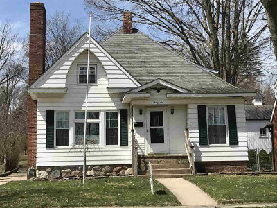 Hillsdale County Single Family Home For Sale: 36 Glendale Ave