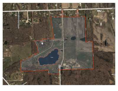 Milan MI Residential Lots & Land For Sale: $1,200,000