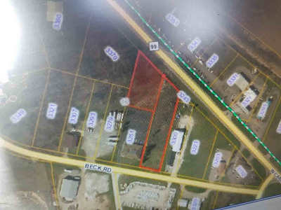 Hillsdale County Residential Lots & Land For Sale: Beck Rd