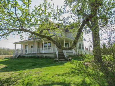 Washtenaw County Single Family Home For Sale: 7672 Judd Rd
