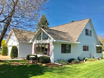Brooklyn MI Single Family Home For Sale: $359,000
