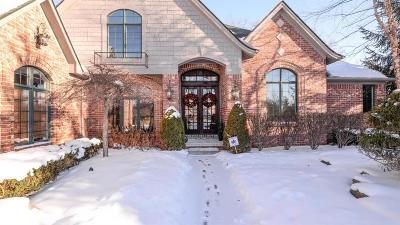 South Lyon Single Family Home For Sale: 8641 Stoney Creek Dr