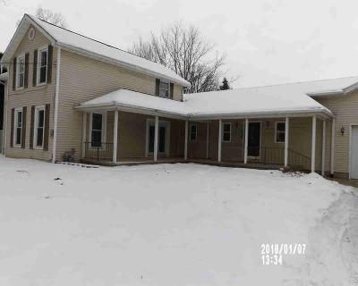 Single Family Home For Sale: 538 E Michigan Ave