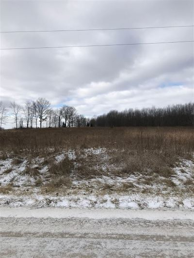 Adrian MI Residential Lots & Land For Sale: $55,000
