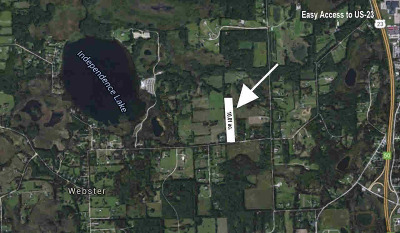 Whitmore Lake MI Residential Lots & Land For Sale: $149,000