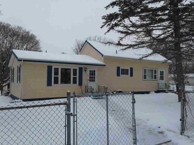 Jackson Single Family Home For Sale: 239 E Addison St