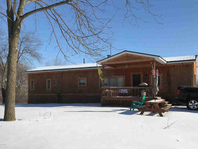 Hillsdale County Single Family Home For Sale: 9311 Crampton Rd