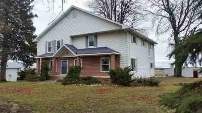 Adrian MI Single Family Home For Sale: $257,500