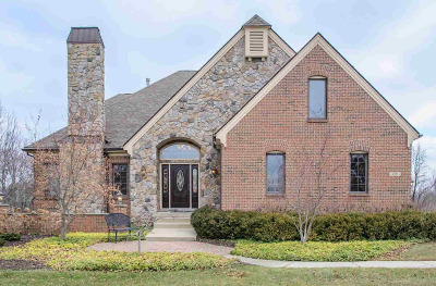 Washtenaw County Single Family Home Contingent - Financing: 895 Eagle Ave