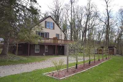 Tipton MI Single Family Home For Sale: $154,000
