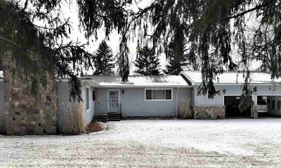 Hillsdale County Single Family Home For Sale: 1291 E Litchfield Rd