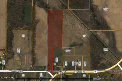 Litchfield MI Residential Lots & Land For Sale: $109,900