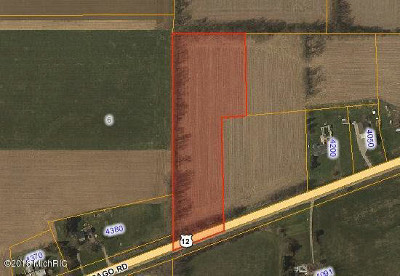 Hillsdale County Residential Lots & Land For Sale: W Chicago Rd