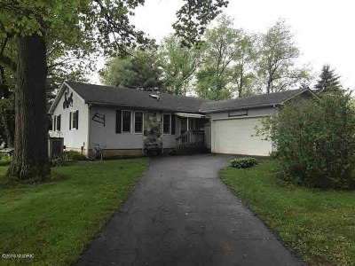 Albion Single Family Home For Sale: 28560 F Dr