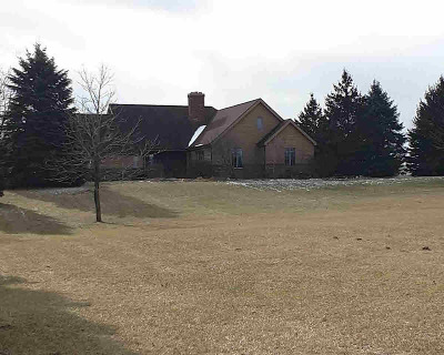 Washtenaw County Single Family Home Contingent - Financing: 14097 Waterloo Rd