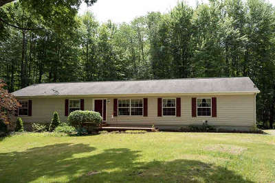Chelsea Single Family Home Contingent - Financing: 10641 Coopersfield Rd