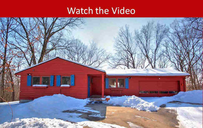 Washtenaw County Single Family Home Contingent - Financing: 765 Country Club Rd