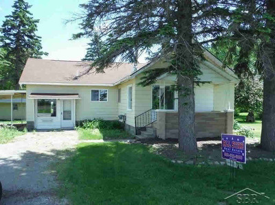 Single Family Home For Sale: 4799 S Eleven Mile Rd