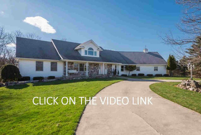 Single Family Home For Sale: 8850 Stofer Rd
