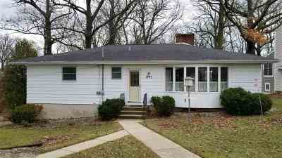 Manitou Beach MI Single Family Home For Sale: $349,000