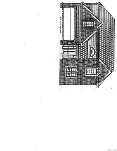Southfield Single Family Home For Sale: 26861 Princeton Crt