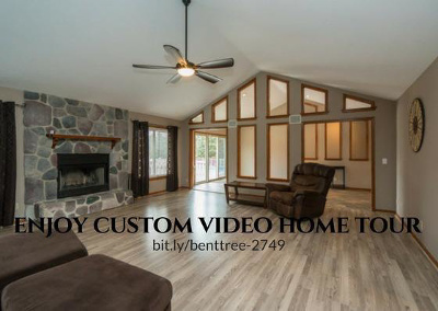 Washtenaw County Single Family Home For Sale: 2749 Bent Tree Dr