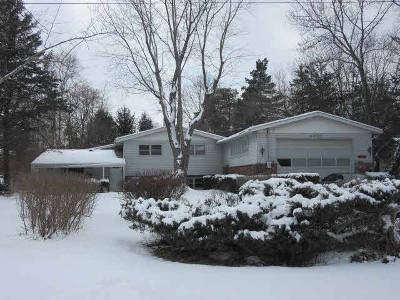 Washtenaw County Single Family Home For Sale: 4900 Munger Rd