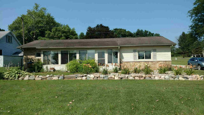 Osseo MI Single Family Home For Sale: $249,000