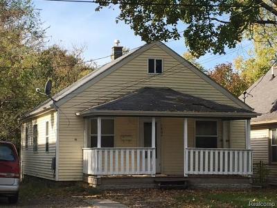 Lansing Single Family Home For Sale: 1804 Ada St