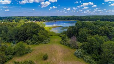 Gregory MI Residential Lots & Land For Sale: $184,900