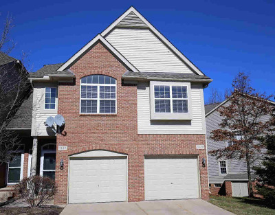 Washtenaw County Condo/Townhouse For Sale: 3127 Asher